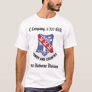327 het Overhemd van de veteraan T Shirt