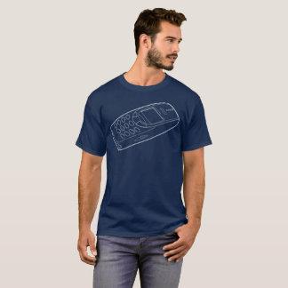 3310 Retro T-shirt van de Telefoon