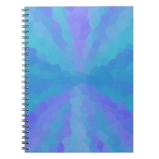 3 de Keuzen van de kleur - de Zonnestraal van de K Notitieboek