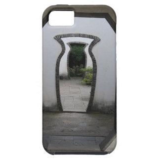 3 de kruik Gestalte gegeven Optische illusie van Tough iPhone 5 Hoesje