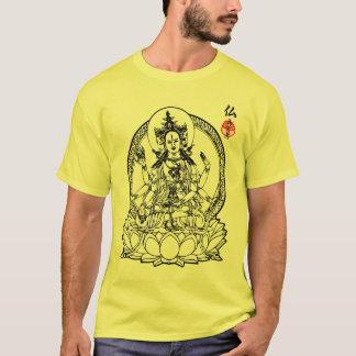 3 gezichten van Boedha T Shirt