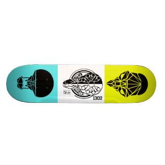 3-koningen skateboard deck