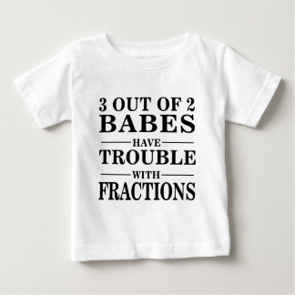 3 van de 2 Babes Baby T Shirts