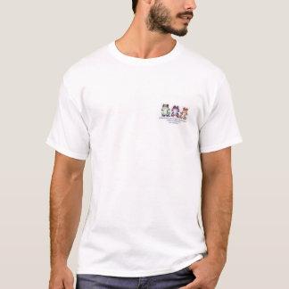 3 wijze kikkerst-shirt bc6 t shirt