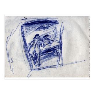 3andahalfx5inch6 briefkaart