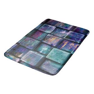 3d Badmat van de Stenen van het Glas
