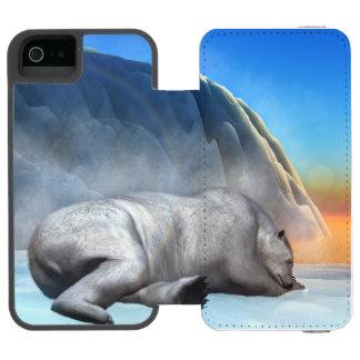 3D ijsbeer - geef terug