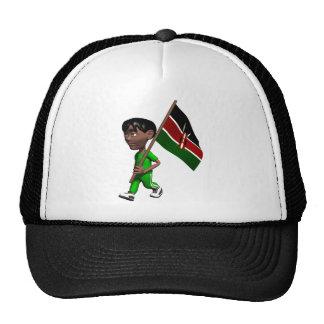 3D Kenia Trucker Cap