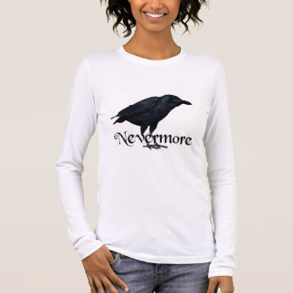 3D Nevermore Raaf T Shirts