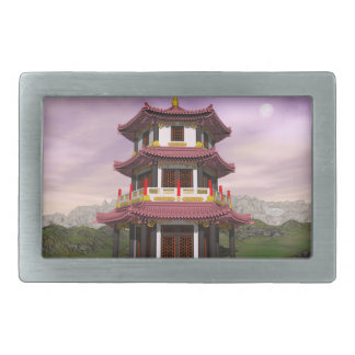 3D pagode - geef terug Gespen