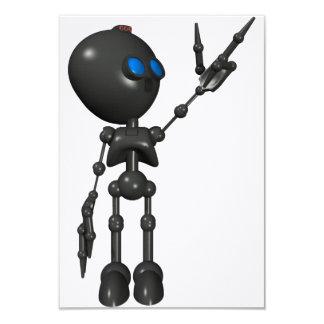 3D Robot van de bionische Jongen - Originele Kaart
