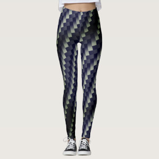 3D Tegels Leggings