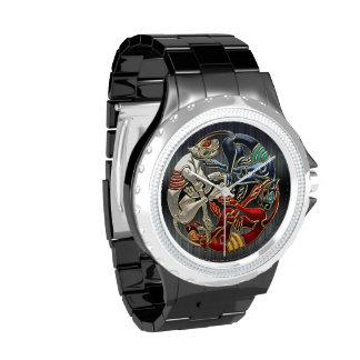 [400] Keltische Heilige Kunst - Drie Honden Horloges