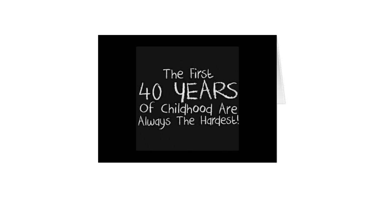 humor 40 jaar Verjaardagskaart Humor 40 Jaar   ARCHIDEV humor 40 jaar
