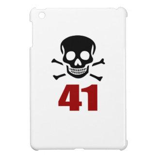 41 het Design van de verjaardag iPad Mini Hoesje