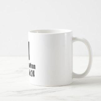 41 is Groot wanneer u Verjaardag kijkt Koffiemok