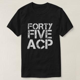 .45 de T-shirt van ACS