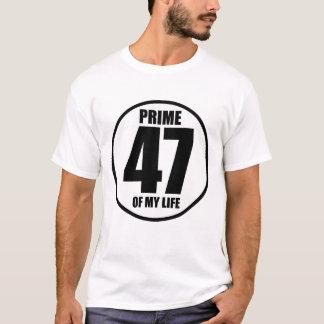 47 - eerste van mijn leven t shirt