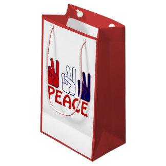 4 de Rode Witte & Blauwe Vrede SGB van juli Klein Cadeauzakje