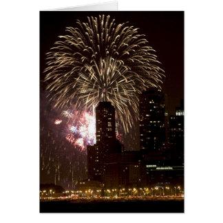 4 juli, 2005 in Chicago Kaart