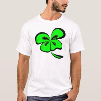 4 leaf clover t shirt