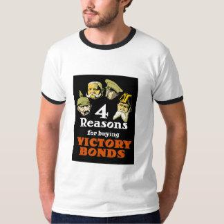 4 redenen om de Banden van de Overwinning Te kopen T Shirt
