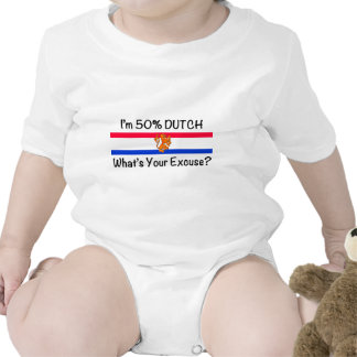 50% het Nederlands T Shirt