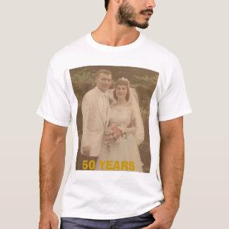 50 jaar, 50 JAAR T Shirt