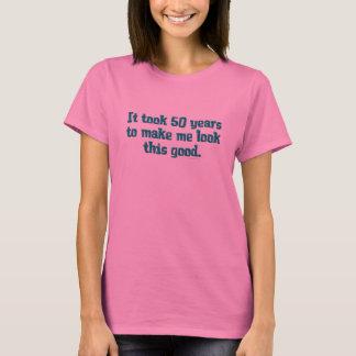 50 jaar Oud T Shirt