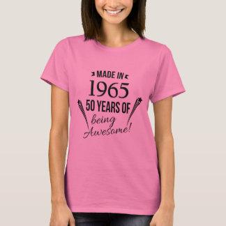 50 jaar van het Zijn Geweldige T-shirt