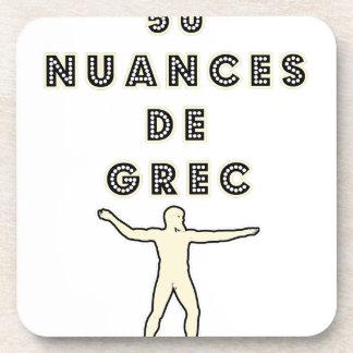 50 NUANCES VAN GRIEK - Woordspelingen - François Onderzetter
