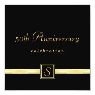 50ste Jubileum - de Klassieke Uitnodigingen van