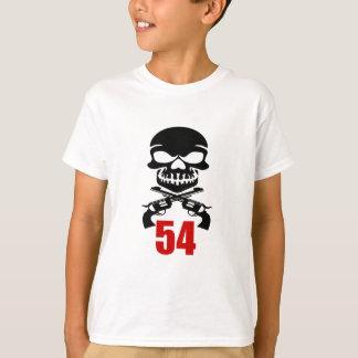 54 het Design van de verjaardag T Shirt