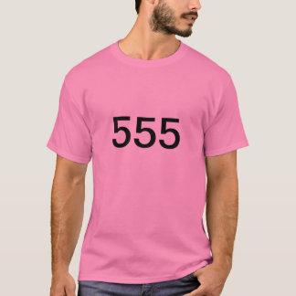 555 de jaren '80Overhemd van VHS T Shirt