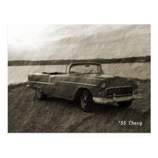'55 Chevy Briefkaart