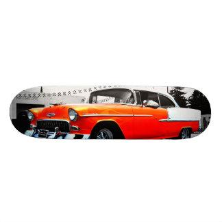 57 het Dek van het Skateboard Chevy