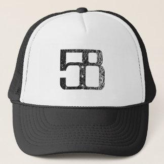58 drie Logo van de Ster Trucker Pet