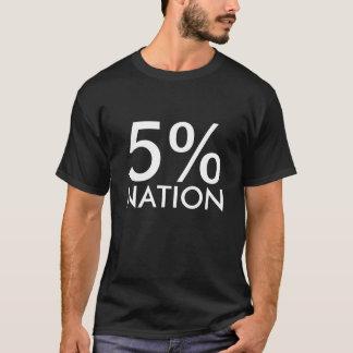 5%, NATIE T SHIRT