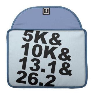 5K&10K&13.1&26.2 (blk) MacBook Pro Sleeve