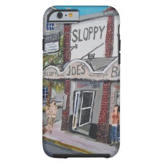 #600 Key West, Florida door BuddyDogArt Tough iPhone 6 Hoesje