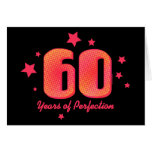 60 jaar van de Kaart van de Verjaardag van de Doua