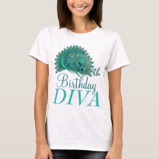 65ste Diva van de Verjaardag Overhemden T Shirt