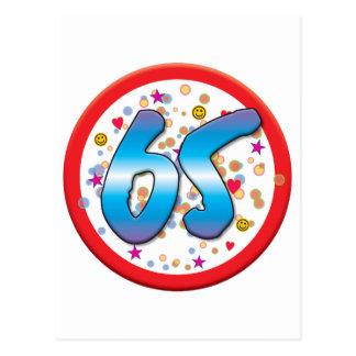 65ste Verjaardag