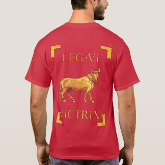 6 Roman Legio VI de T-shirt van Victrix Vexillum