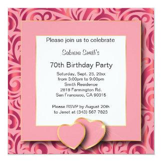 60Th Invitation Ideas for awesome invitations design