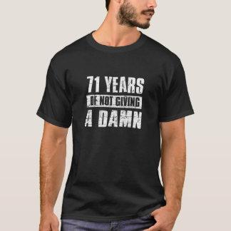 71years t shirt