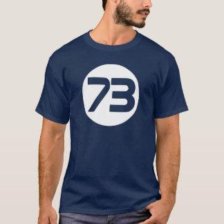 73 de beste t-shirt van aantalBig Bang Sheldon