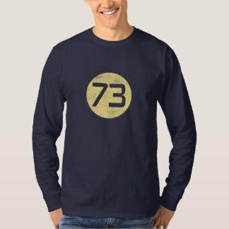 73 - de Perfecte T-shirt van het Aantal