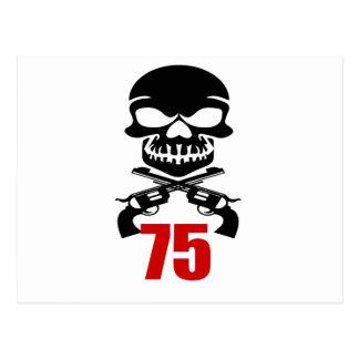 75 het Design van de verjaardag Briefkaart