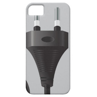 75Power Plug_rasterized Barely There iPhone 5 Hoesje